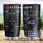 Personalized DJ Mixer TAZ3110035 Stainless Steel Tumbler