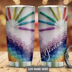 Personalized Crochet Patterns HLZ3110026 Stainless Steel Tumbler