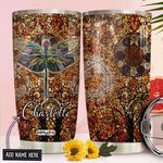 Dragonfly Personalized NNR0211023 Stainless Steel Tumbler