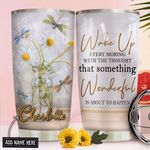 Dragonfly Personalized NNR0211025 Stainless Steel Tumbler