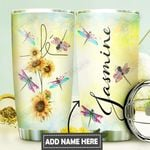 Dragonfly Fe Personalized DNR0211020 Stainless Steel Tumbler
