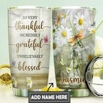 Dragonfly Personalized DNR0211024 Stainless Steel Tumbler