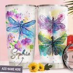 Dragonfly Personalized TTR0211029 Stainless Steel Tumbler