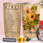 Bible Number Personalized THA0211031 Stainless Steel Tumbler