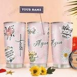 Faith Sticker Personalized THA0211033 Stainless Steel Tumbler