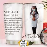 Vet Tech Personalized MDA0211011 Stainless Steel Tumbler