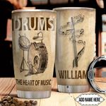 Drum Personalized TTR0311010 Stainless Steel Tumbler