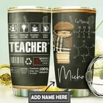 Teacher Label Personalized DNS0311013 Stainless Steel Tumbler