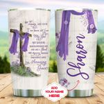 Faith Personalized KD2 MAL0311006 Stainless Steel Tumbler