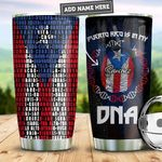 Personalized Puerto Rico Cities PYZ0311020 Stainless Steel Tumbler