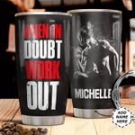Gym Girl Personalized MDA0411011 Stainless Steel Tumbler