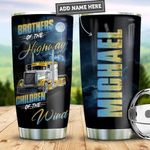 Personalized Trucker Children Of The Wind PYZ0411021 Stainless Steel Tumbler