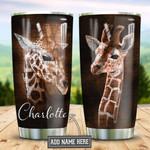 Giraffe Personalized NNR0411026 Stainless Steel Tumbler