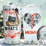 Hockey Personalized HTC0511009 Stainless Steel Tumbler