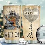 Writer Personalized NNR0511010 Stainless Steel Tumbler