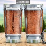 Personalized Drum HLZ0511011 Stainless Steel Tumbler