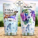 Dachshund Personalized KD2 BGX0611004 Stainless Steel Tumbler