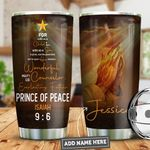Personalized Christmas Faith PYZ0611007 Stainless Steel Tumbler