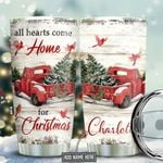 Red Truck Cardinal Personalized NNR0911012 Stainless Steel Tumbler
