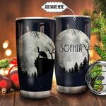 Turtle Howling Personalized TTR0911017 Stainless Steel Tumbler
