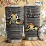 Turtle Personalized NNR0911018 Stainless Steel Tumbler