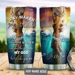 Personalized Jesus Way Maker TAZ0911011 Stainless Steel Tumbler
