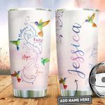 Personalized Humming Bird HLZ0911008 Stainless Steel Tumbler