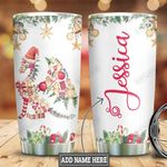 Personalized Christmas Dragon HLZ0911004 Stainless Steel Tumbler