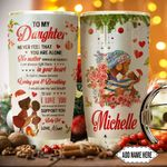 To BW Daughter Personalized HHA0911017 Stainless Steel Tumbler