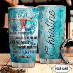 Swimming Girl Personalized THA0911025 Stainless Steel Tumbler