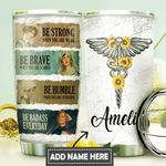 Nurse Personalized DNR1011011 Stainless Steel Tumbler