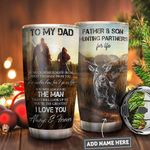Deer Hunting PYR1111006 Stainless Steel Tumbler