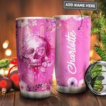 Skull Personalized PYR1111021 Stainless Steel Tumbler