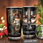 Knight Faith Personalized PYR1111015 Stainless Steel Tumbler