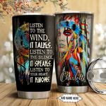 Native American Personalized NNR1111017 Stainless Steel Tumbler