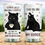 Cat Coffee Eeffoc KD2 MAL1111003 Stainless Steel Tumbler