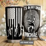 Personalized Hunting Fishing Life TAZ1111014 Stainless Steel Tumbler