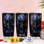 Personalized Police Faith Hope Love HHZ1111017 Stainless Steel Tumbler