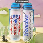 Personalized Puerto Rico Signature Symbols HLZ1111035 Water Tracker Bottle