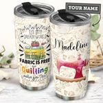 Sewing Personalized THA1211018 Stainless Steel Tumbler