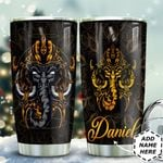 Elephant King Personalized TAS1211005 Stainless Steel Tumbler