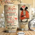 Black Mom TMD Personalized HTC1211002 Stainless Steel Tumbler