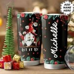Christmas Gnome Personalized HTQ1211009 Stainless Steel Tumbler
