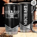 Personalized US Navy O6 Metal Style HHZ1211037 Stainless Steel Tumbler