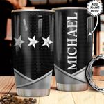Personalized US Navy O9 Metal Style HHZ1211040 Stainless Steel Tumbler