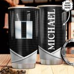 Personalized US Navy O3 Metal Style HHZ1211034 Stainless Steel Tumbler