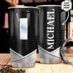 Personalized US Navy O2 Metal Style HHZ1211033 Stainless Steel Tumbler