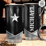 Personalized US Navy O7 Metal Style HHZ1211038 Stainless Steel Tumbler