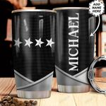 Personalized US Navy O10 Metal Style HHZ1211032 Stainless Steel Tumbler