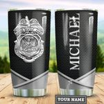 Personalized US Army Military Police TTZ1211030 Stainless Steel Tumbler